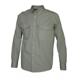 """Camisa caqui """"safari"""""""