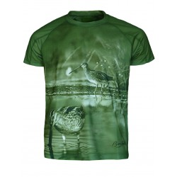 "Camiseta técnica ""becada"""