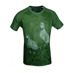 """Camiseta técnica """"perdices"""""""