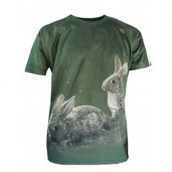 """Camiseta técnica """"conejo"""""""