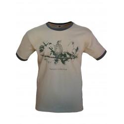"""Camiseta algodón """"zorzal"""""""