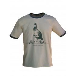 "Camiseta algodón ""perdiz"""
