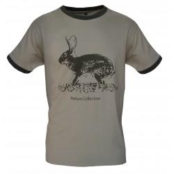 "Camiseta algodón ""conejo"""