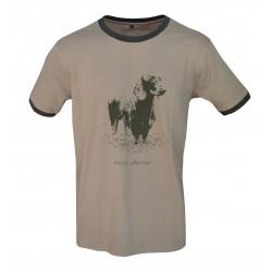 "Camiseta algodón ""teckel"""