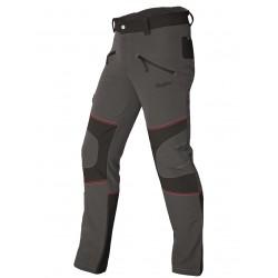 "Pantalón negro-gris ""rin""..."